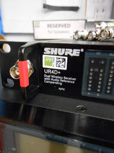 Load image into Gallery viewer, Shure, UR4D+-J5E, dual receiver, 579-638 Mhz