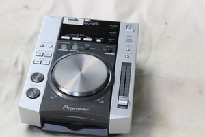 Pioneer CDJ-200 cd player discotype