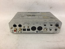 Load image into Gallery viewer, RTA, mic, Edirol / Cakewalk, UA-25, USB preamp, 24 bit/96KHz
