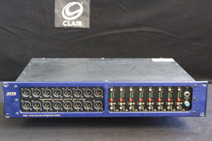 Elec, XTA, DS800, Active mic/Line splitter, 8 in/32 out