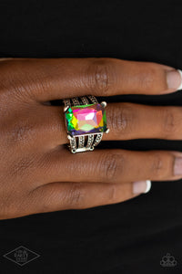COMING SOON - Approx. Arrival 6/6 - Paparazzi Expect Heavy REIGN Multi Ring