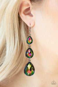 Paparazzi Metro Momentum Multi Earrings