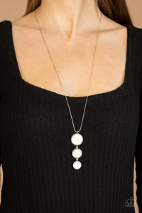 COMING SOON - Paparazzi Summer Shores - White Necklace