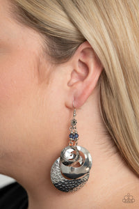 Paparazzi Wanderlust Garden - Multi Earrings