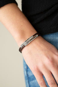 COMING SOON - Paparazzi What a WANDER-ful World - Brown Bracelet