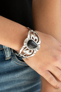 COMING SOON - Paparazzi The MESAS are Calling - Black Bracelet