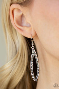 Paparazzi Treasure Trove Trinket - Silver Earrings