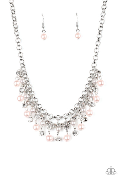 Paparazzi You May Kiss the Bride - Multi Necklace