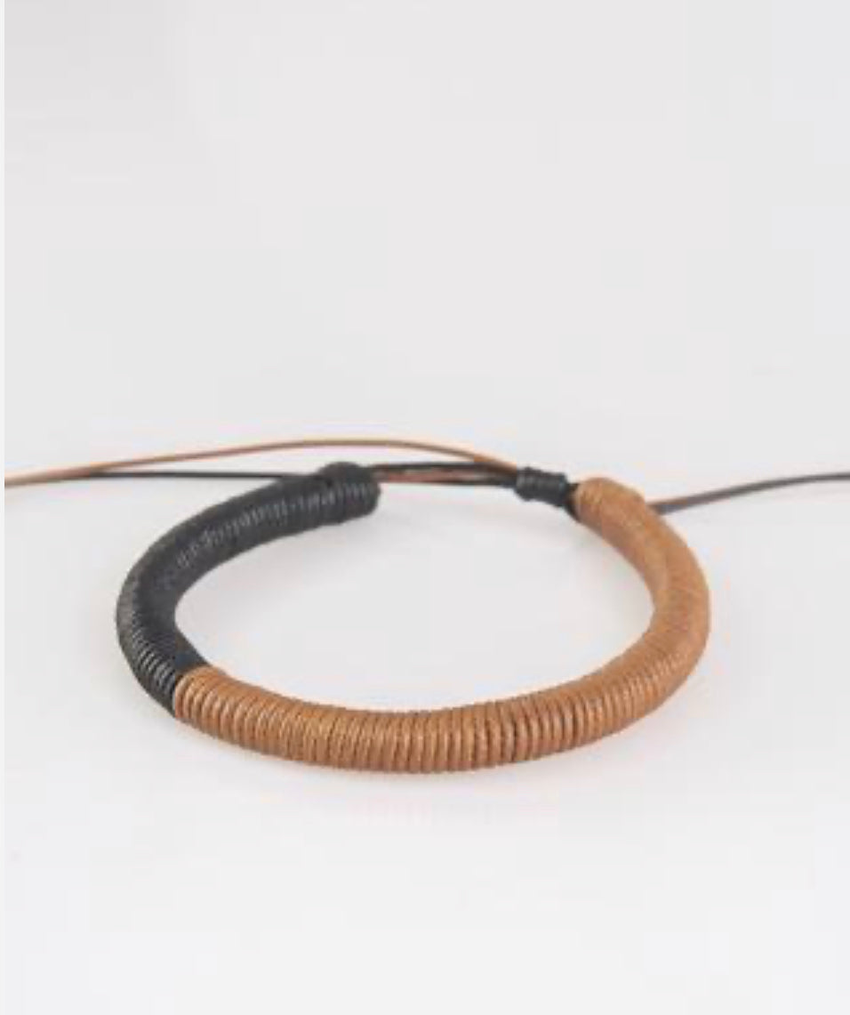 Paparazzi Tracker and Field Brown Urban Bracelet