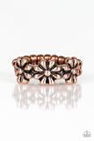 Paparazzi Daisy Dapper Copper Ring