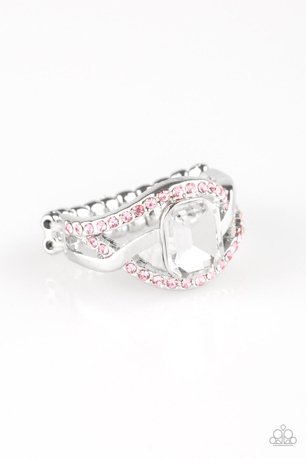 Paparazzi BLING It On! - Pink Ring
