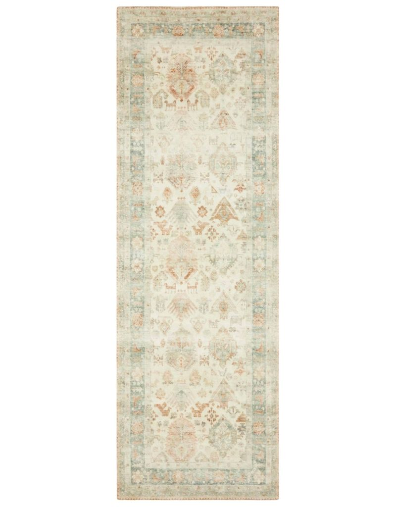 Rosette Rug Collection