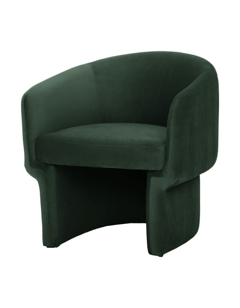 Franco Chair - Dark Green
