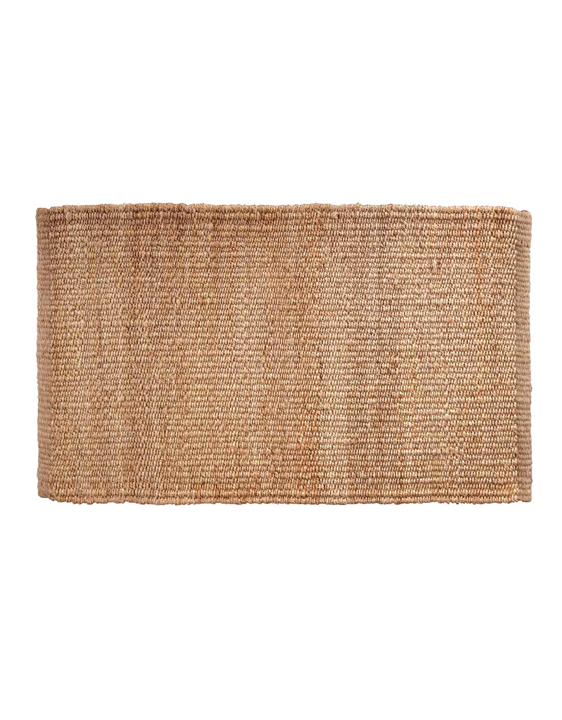 Nest Weave Hemp Entrance Mat