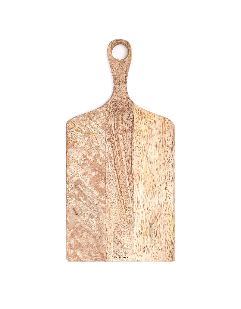 Wood Cutting Board, 9.25""