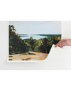 Fernald Point Lookout Print on Canvas