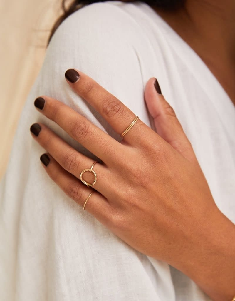 Celine Ring - 14k Gold-fill