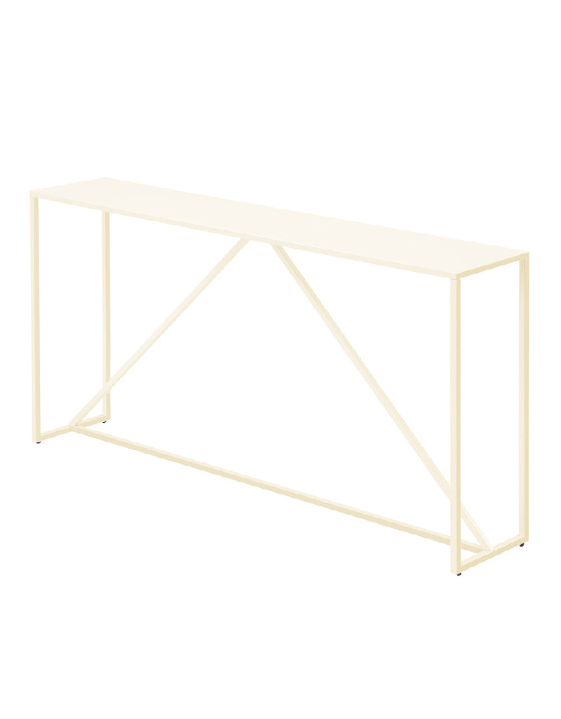 Strut Console Table