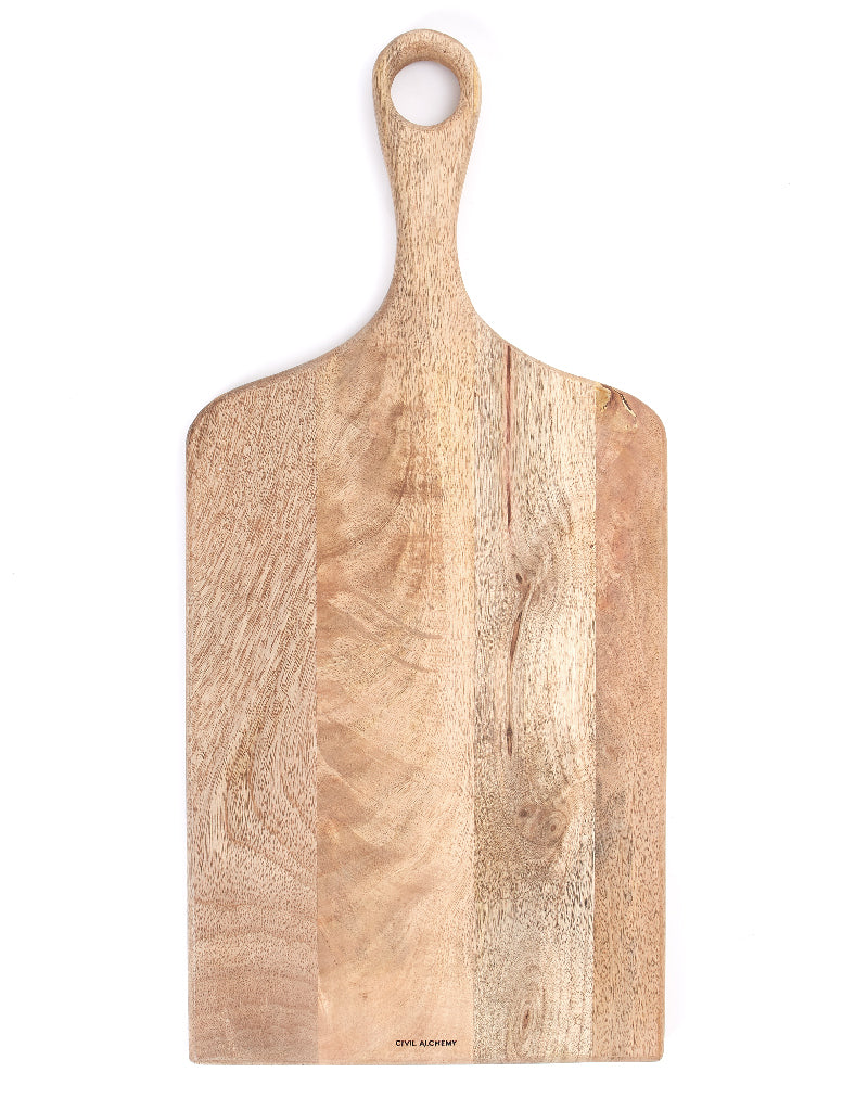 Wood Cutting Board, 12""