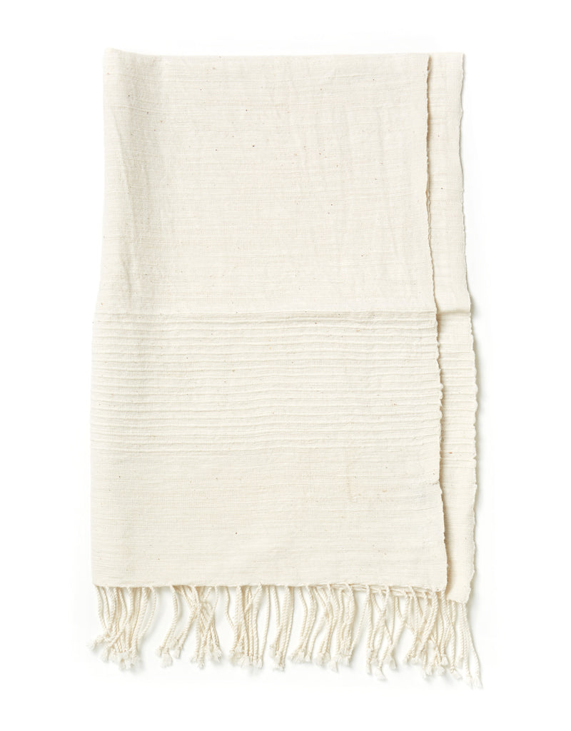 Riviera Natural Hand Towel