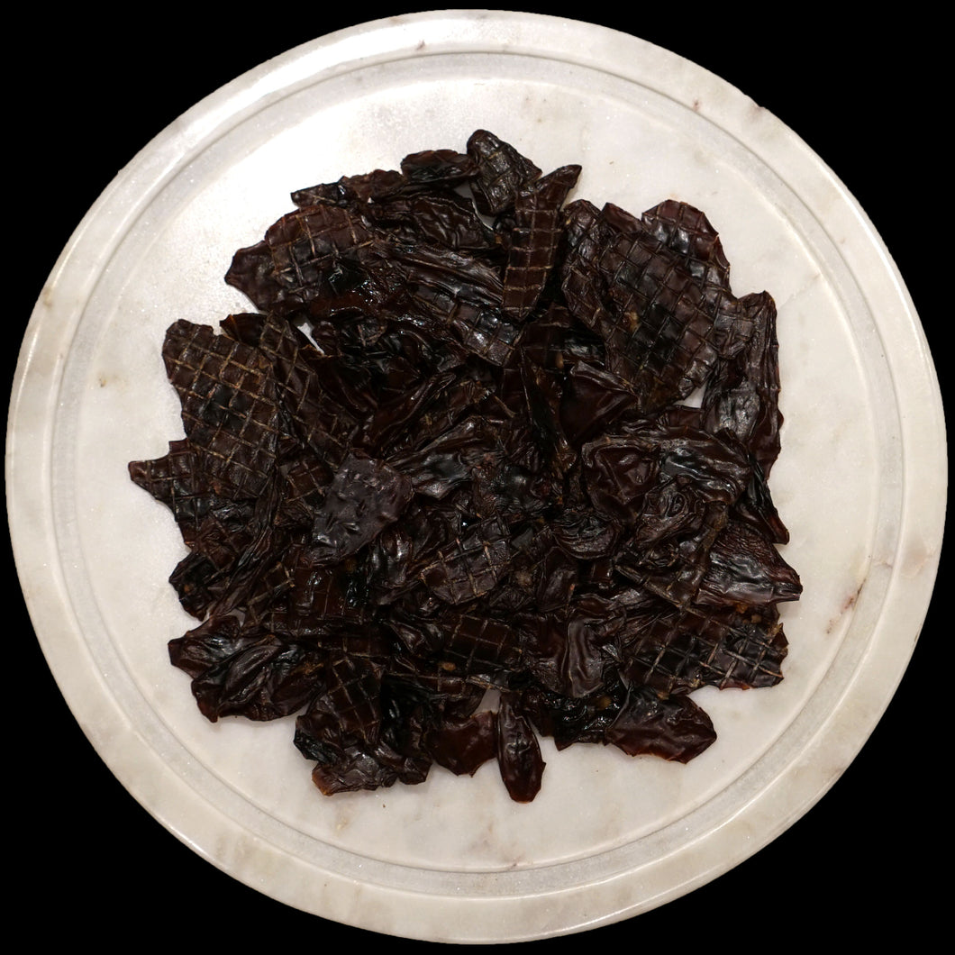 Beef Kidney Jerky 100 g / 3.5 oz - Happy Daisy Gourmet Dog Food