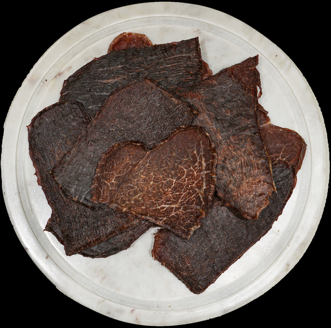 Bison Jerky 100 g / 3.5 oz - Happy Daisy Gourmet Dog Food