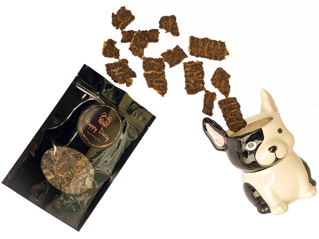 Beef Trail Mix Cookies - Happy Daisy Gourmet Dog Food