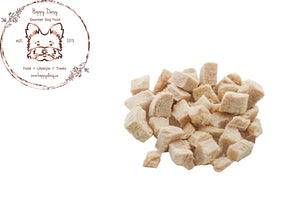 Freeze Dried Chicken 85 g / 3 oz - Happy Daisy Gourmet Dog Food