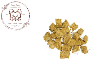 Freeze Dried Beef Green Tripe 85 g / 3 oz - Happy Daisy Gourmet Dog Food