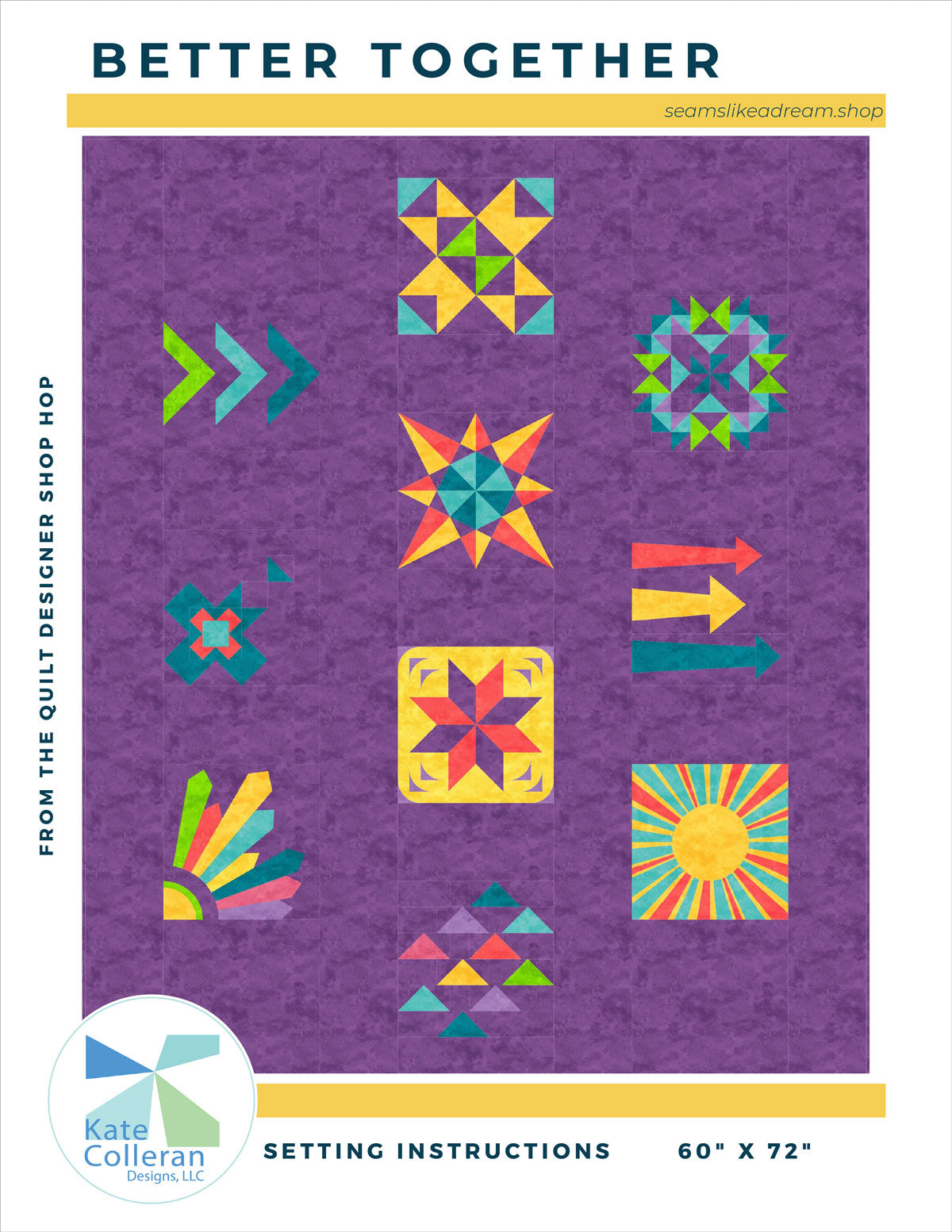 Better Together Quilt Setting
