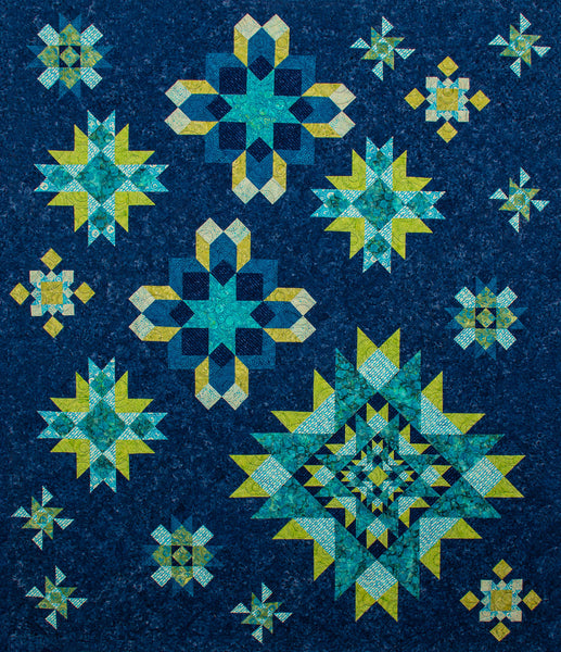 Luminous - Block of the Month Pattern
