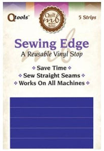 Sewing Edge Reusable Vinyl Stop