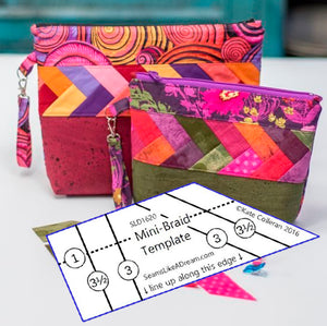 Pack It Up pattern plus template