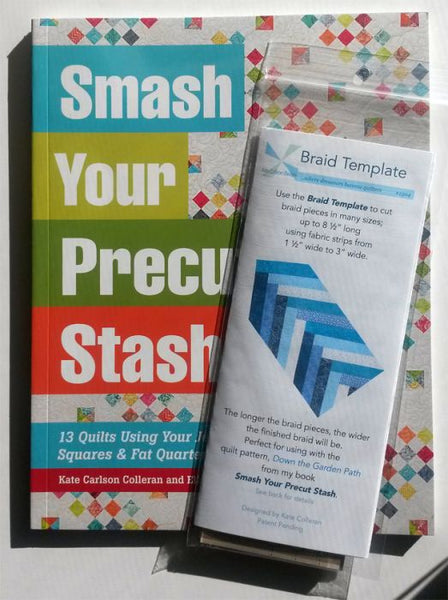 Braid Template plus Smash Your Precut Stash