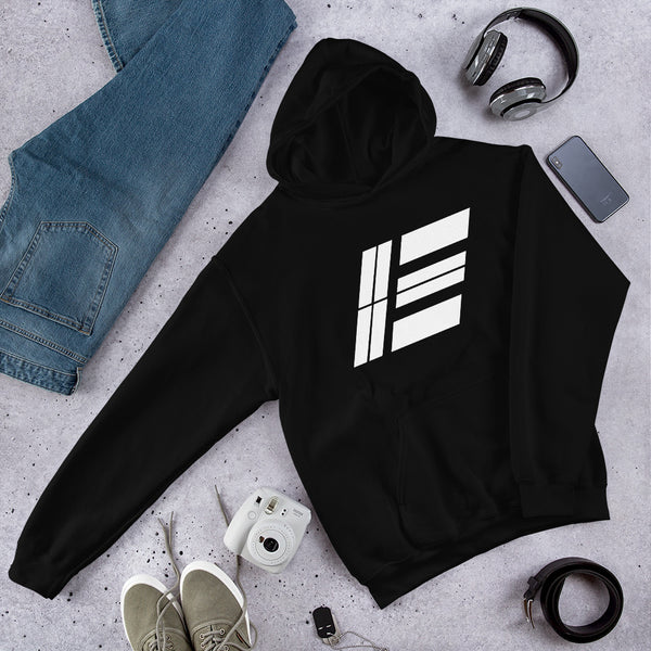 Etika Logo Hooded Sweatshirt