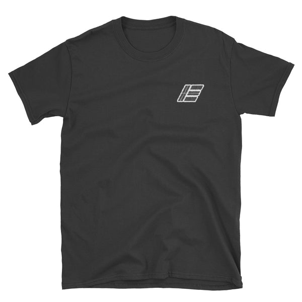 Etika Embroidered Short-Sleeve Unisex T-Shirt