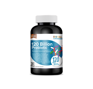 120 Billion Probiotic