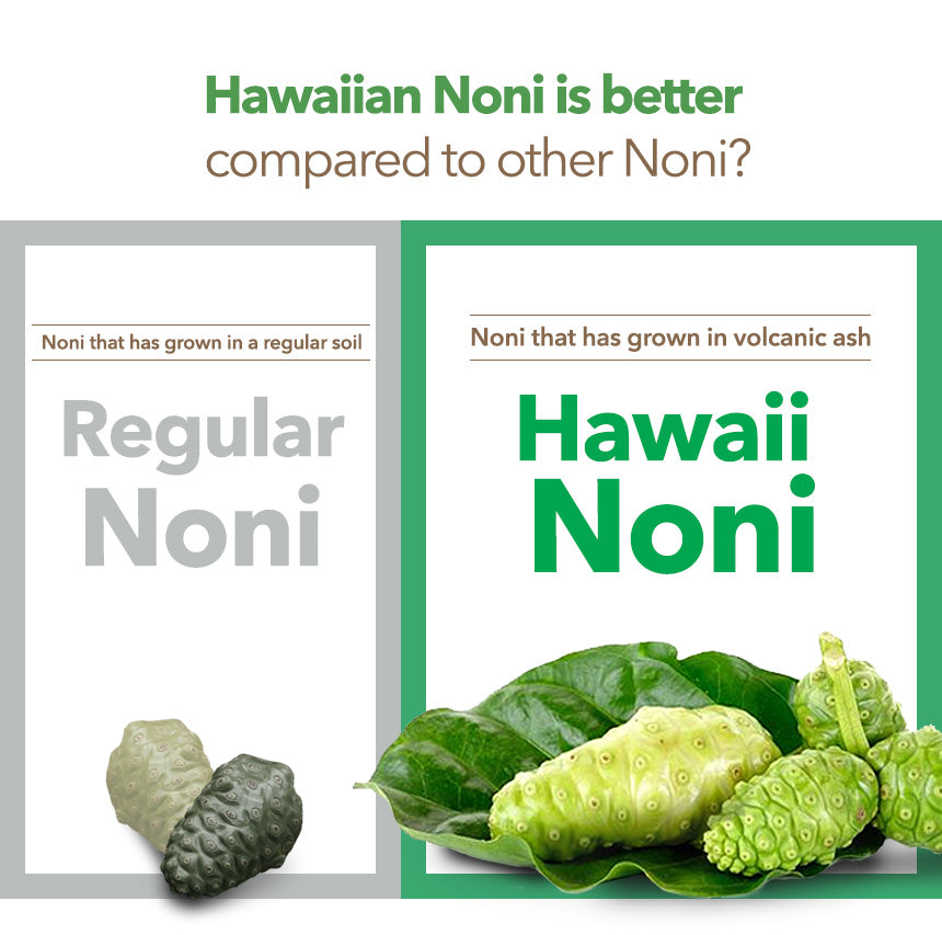 HAWAII POWER NONI 7X CONCENTRATE