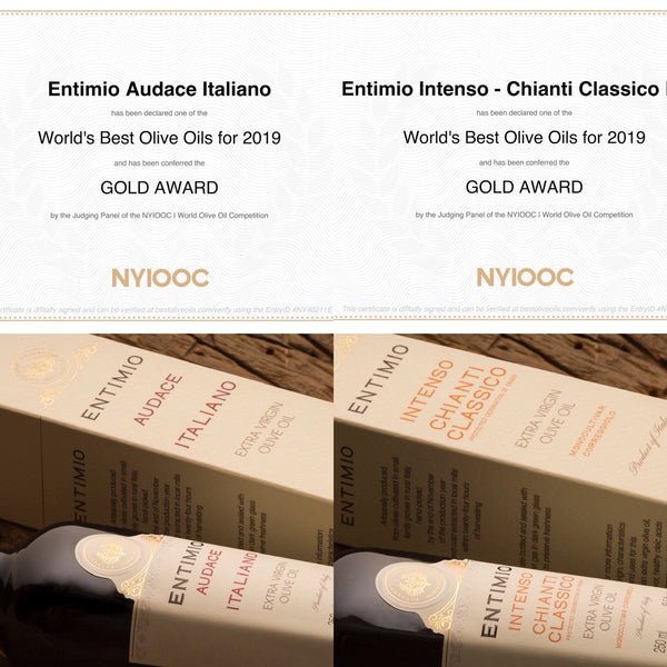 Entimio Strikes Gold Again at the Prestigious NYIOOC