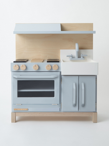Milton & Goose Essential Play Kitchen Hood-Gray
