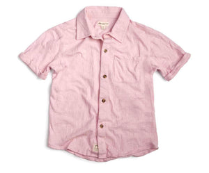 Appaman Chalk Pink Beach Shirt
