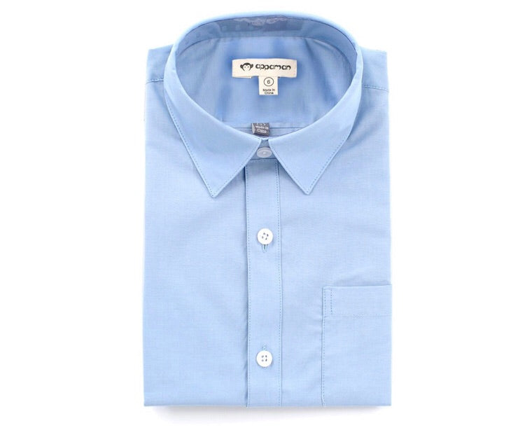 Appaman Blue Standard Shirt