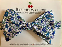 Load image into Gallery viewer, Liberty Bow Tie-Chammomile