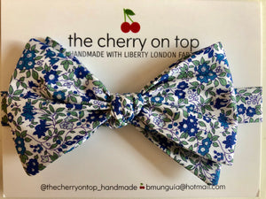 Liberty Bow Tie-Chammomile