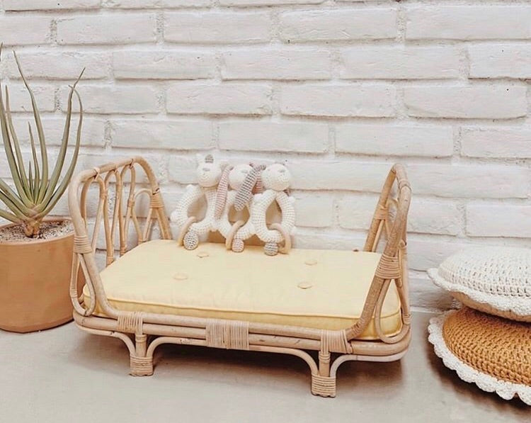 Poppie Rattan Day Bed