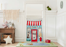 Load image into Gallery viewer, asweets Reversible Doorway Pet/Coffee Shop