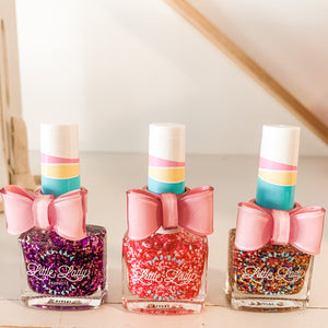 Little Lady Sparkle Nail Polish