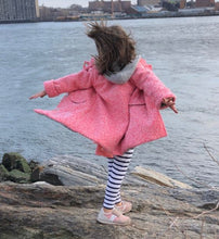 Load image into Gallery viewer, Mademoiselle Soho Coat Pink