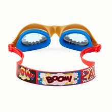 Load image into Gallery viewer, Bling 2.0 Swim Flash Gold Goggles