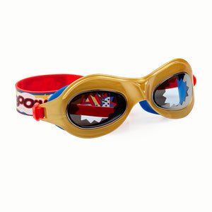Bling 2.0 Swim Flash Gold Goggles